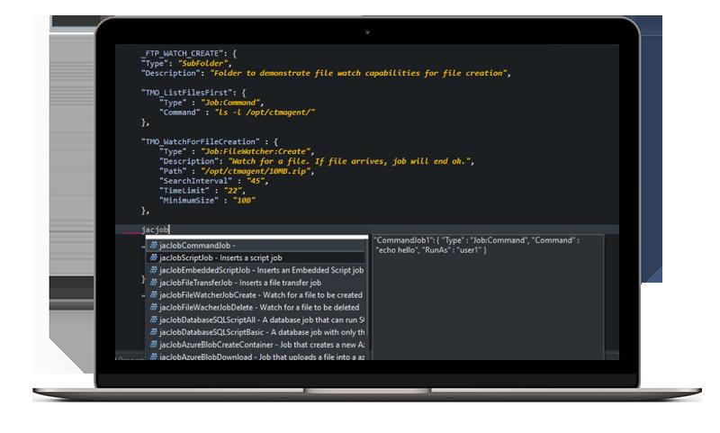 Control-M - Jobs as Code